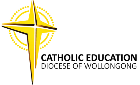 Catholic Education, Diocese of Wollongong logo